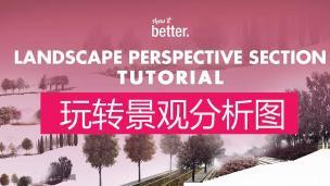 教程:玩转景观分析图